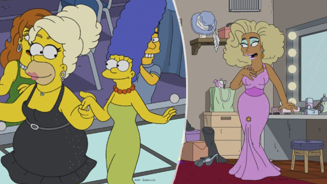 simpson drag queen rupaul