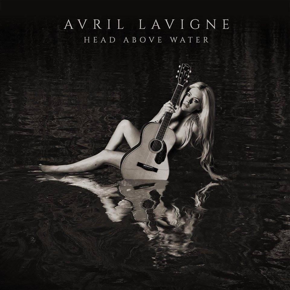 """Avril Lavigne: cover e tracklist di """"Head Above Water"""""""