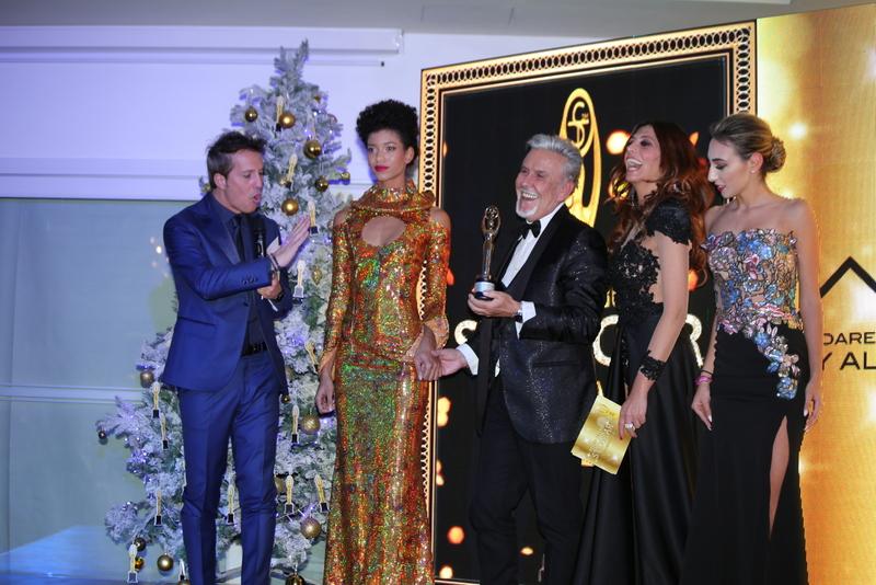 Premio Nazionale-Europeo St. Oscar della Moda 2018: