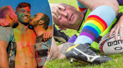 Gay Rugby championship