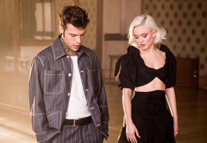 Fedez e Zara Larsson
