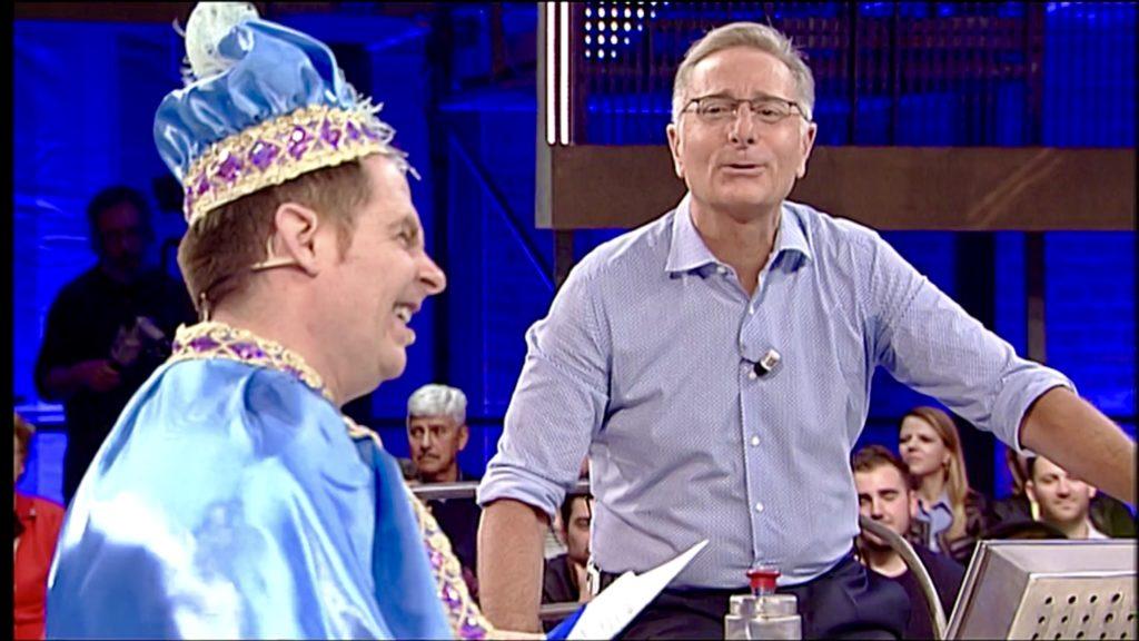 paolo bonolis avanti un altro, principe azzurro
