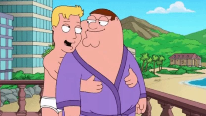 griffin gay gag