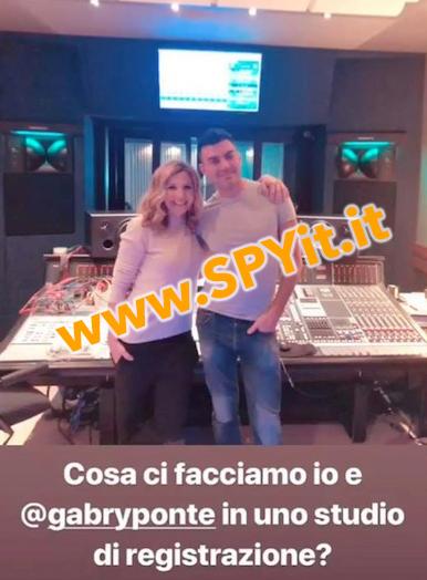 lorella cuccarini, gabry ponte, song, hit