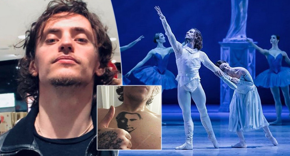Sergei Polunin, putin, opera, parigi, omofobia, ballerino