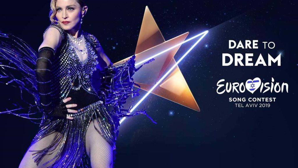madonna eurovision song contest 2019 tel aviv