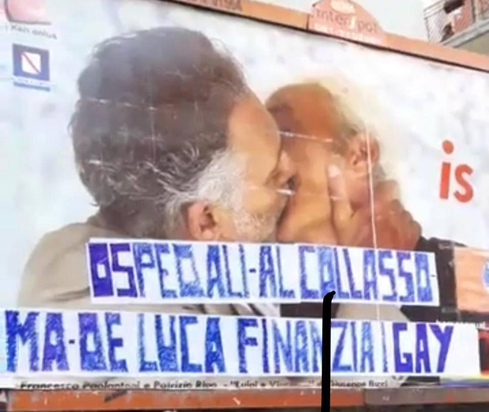 napoli, omofobia