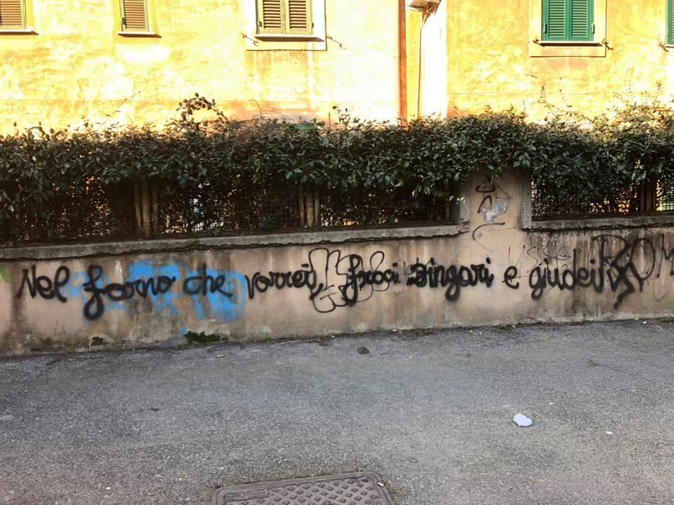 Garbatella_scritta_omofoba