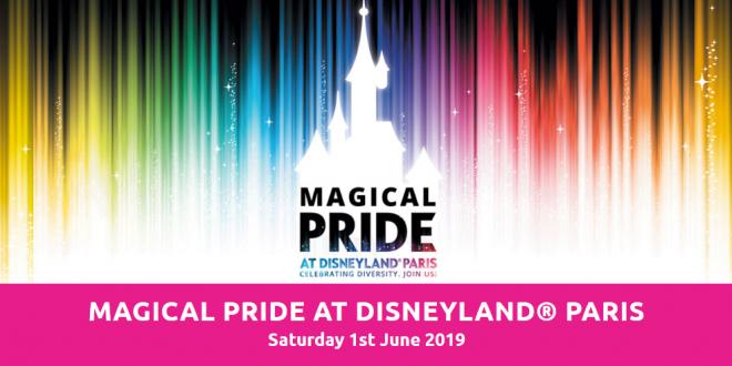 disneyland pride 2019
