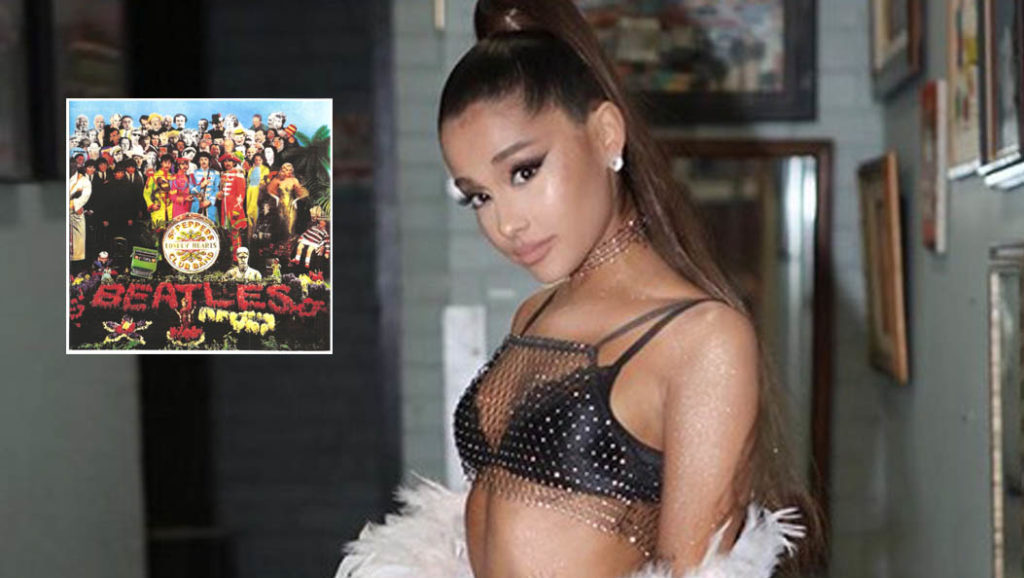 ariana grande, beatles