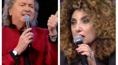 """Red Canzian e Marcella Bella se la cantano ad """"Ora o Mai Più"""": è lite in diretta"""