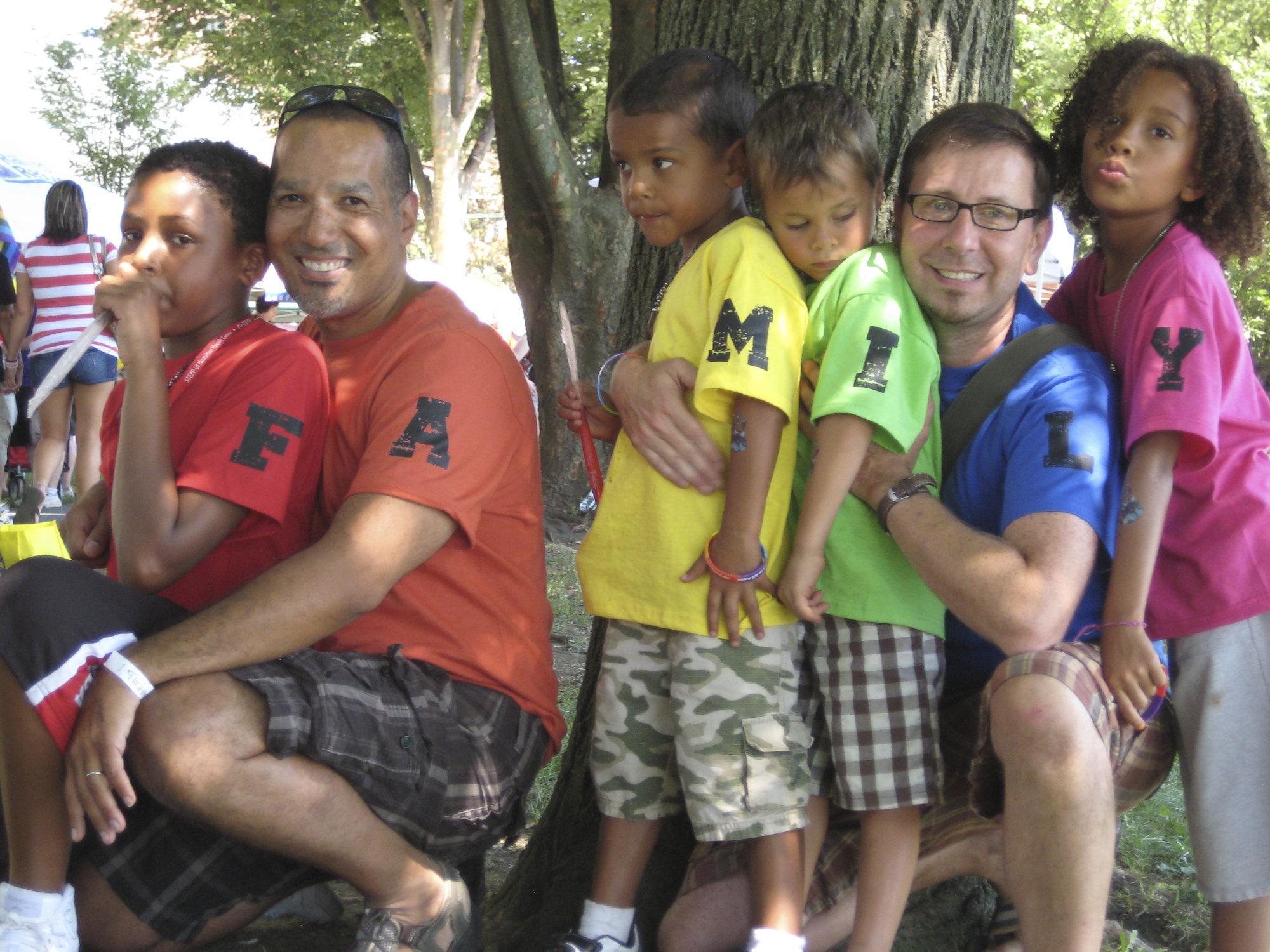 pride, famiglia, lgbt rainbow