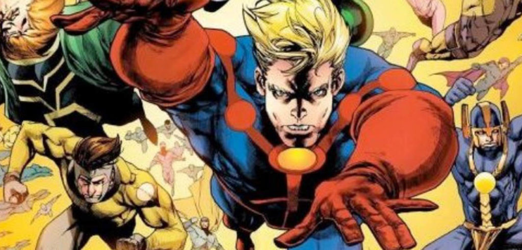 Dopo 'Captain Marvel' arriva il primo supereroe gay. Il progetto per 'The Eternals'