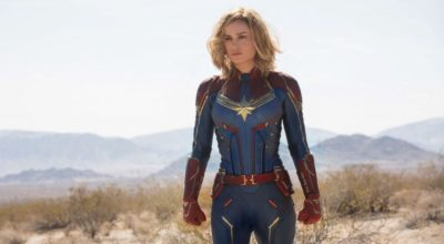 Brie Larson Carol Danvers
