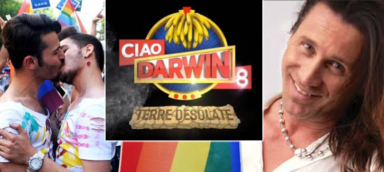ciao darwin, family day, povia, gay pride