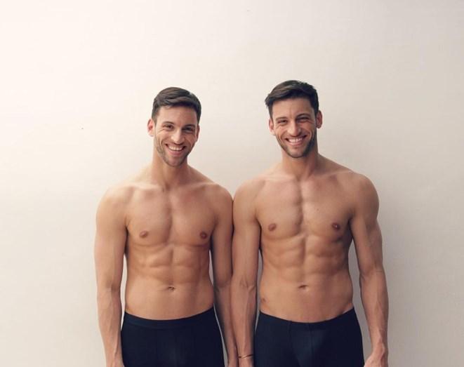 Kevin e Jonathan Sampaio