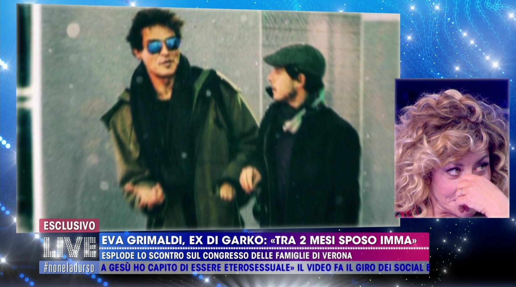 Gabriel Garko, Eva Grimaldi