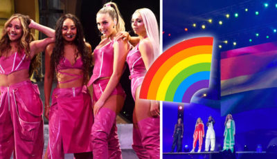 little mix rainbow