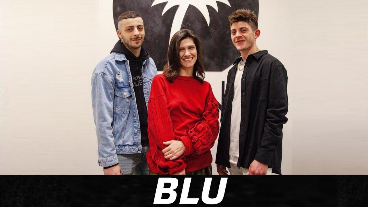 rkomi, elisa, blu