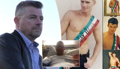 mr gay italia 1997 salvo ingui, leucemia