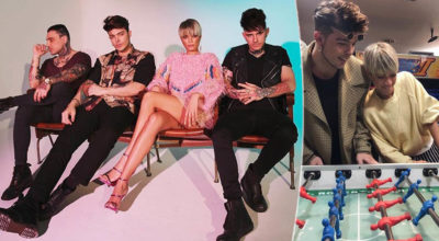 the kolors, elodie, pensare male