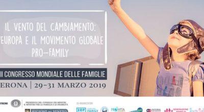 Verona, Congresso mondiale delle famiglie: il governo prende le distanze e ritira il logo