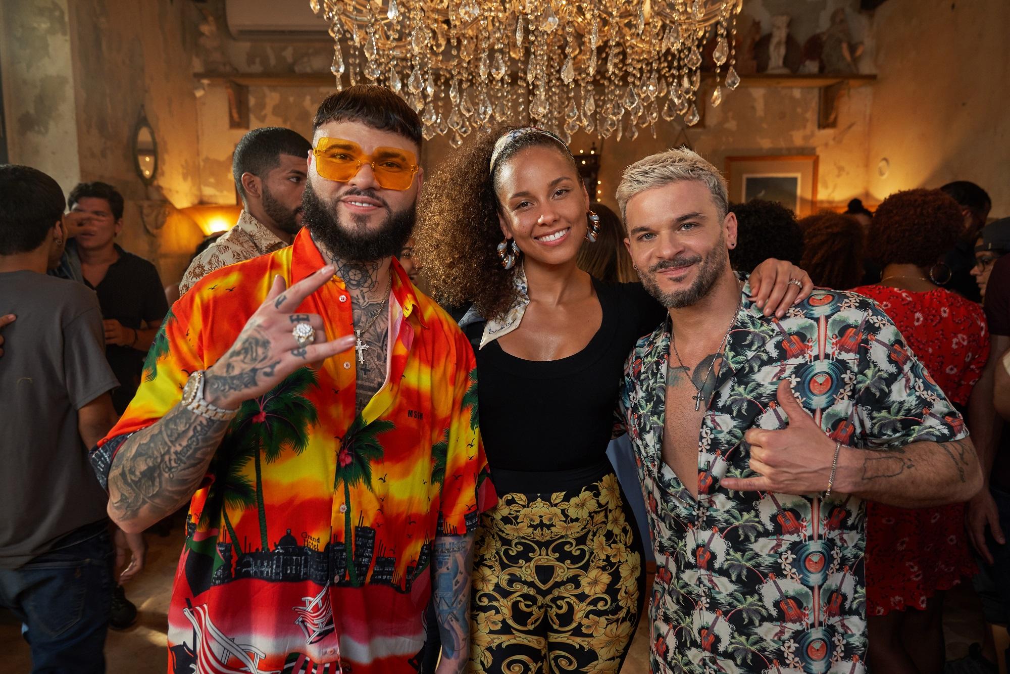 Pedro Capó, Farruko, Alicia Keys