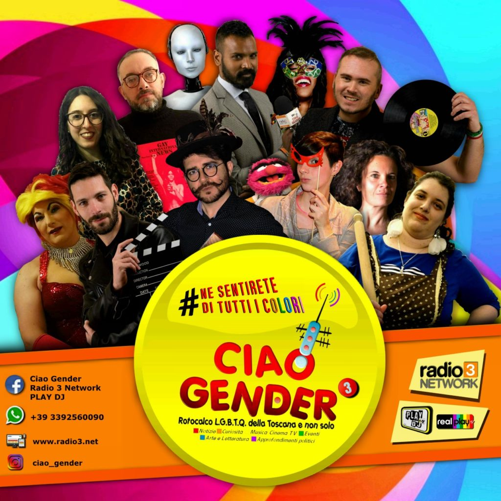 ciao Gender, radio lgbt