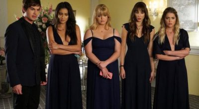 Pretty Little Liars, Tyler fa coming out