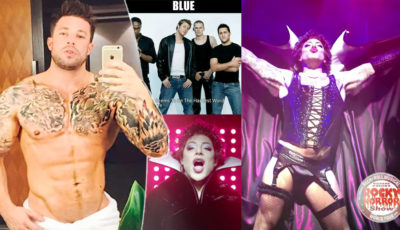 Duncan James dei Blue è una drag queen in