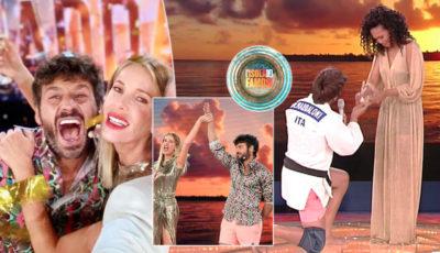 marco maddaloni, vince isola dei famosi 2019