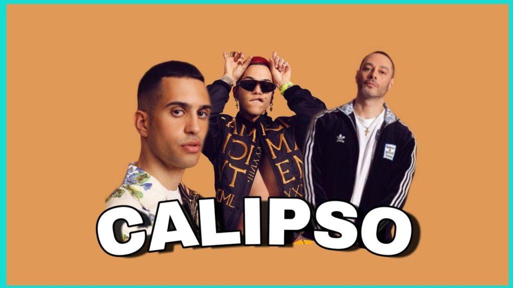 "Mahmood, Sfera Ebbasta, Fabri Fibra, Charlie Charles e Dardust Arriva in ""Calipso"""