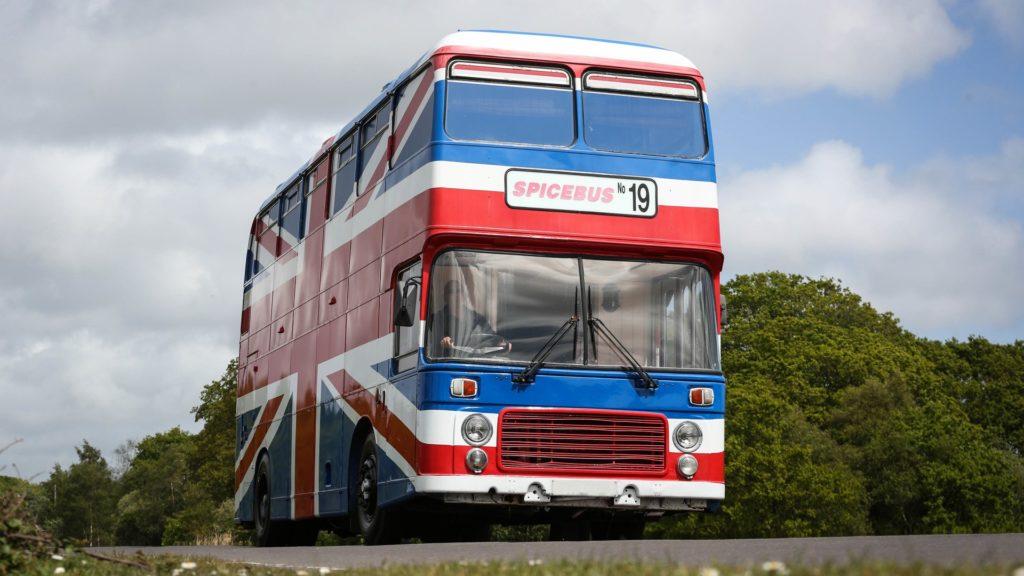 Spice Girls, Spice Bus