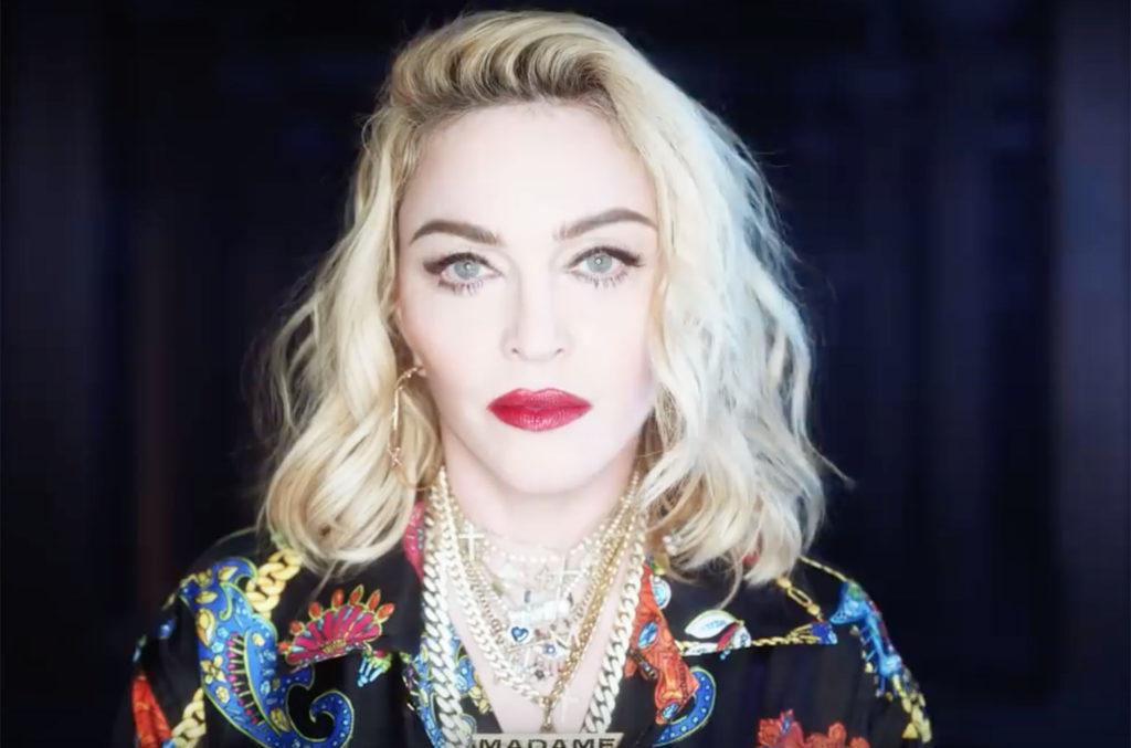 Madonna-crave