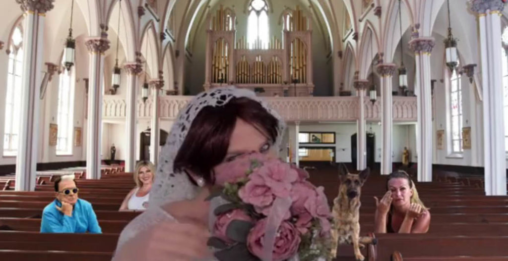 Pamela Prati, arriva la parodia del matrimonio di Trash Italiano
