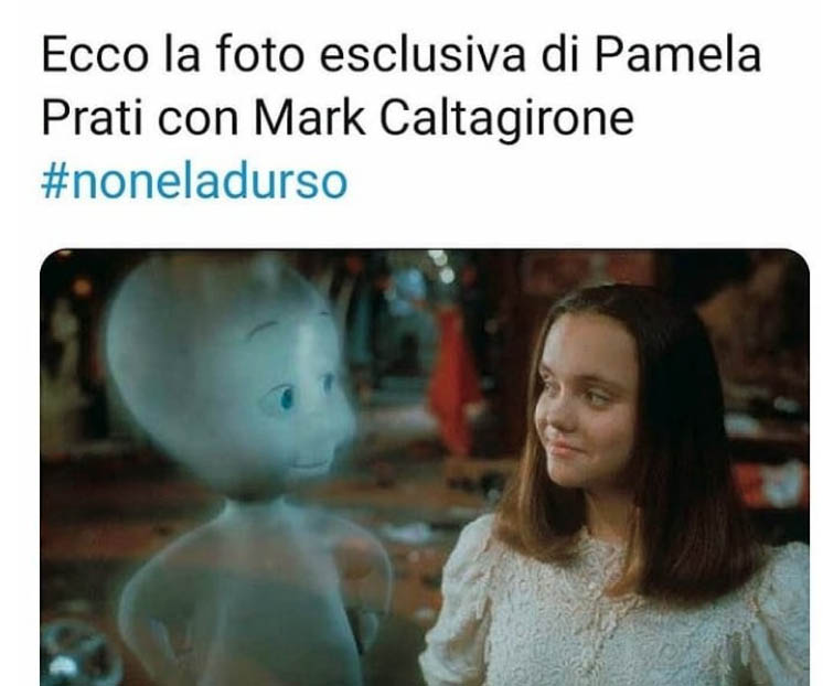 pamela-prati-mark-caltagirone parodia