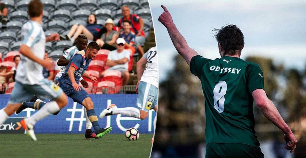 calcio gay, coming out, Andy Brennan