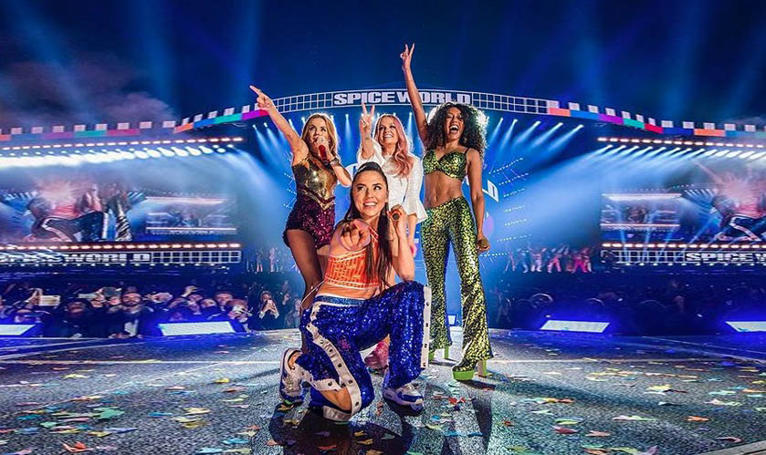 spice girls live