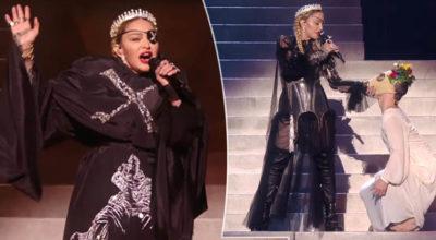 madonna eurovision song contest 2019