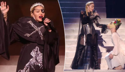 madonna eurovision song contest 2019