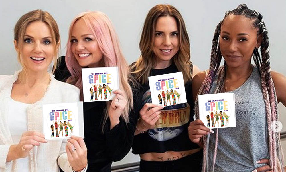 spice girls, greatest hits