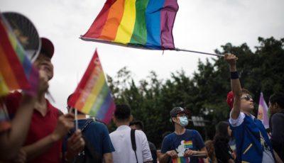 Taiwan, legalizzati i matrimoni omosessuali