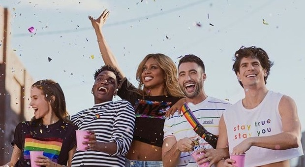 H&M dedica una collezione al mondo LGBT