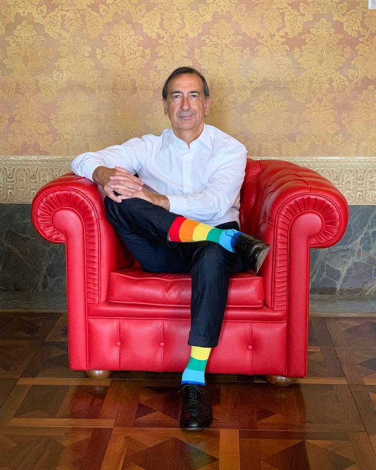 giuseppe Sala, sindaco milano