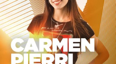 carmen pierri, the voice of italy 2019