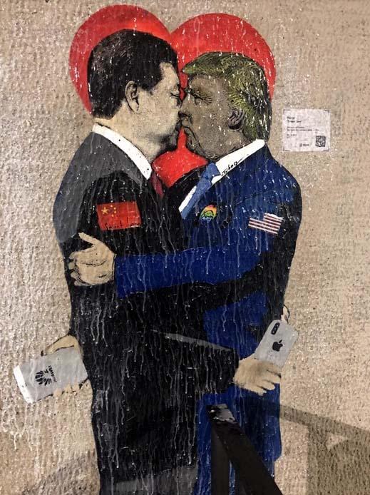trump Jinping
