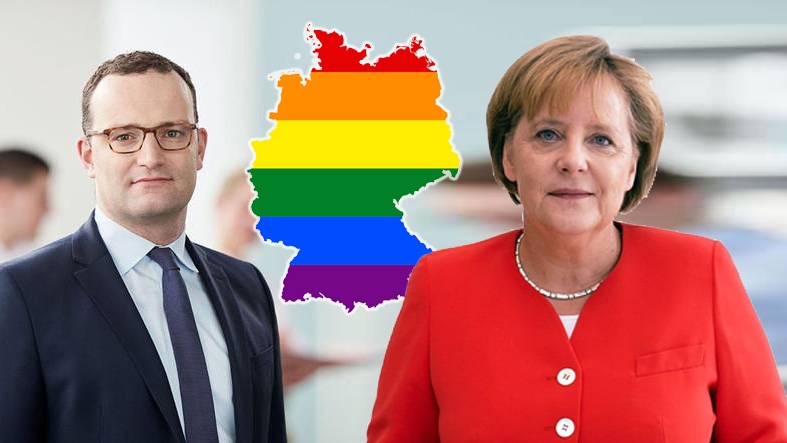 angela merkel, germania, cura gay