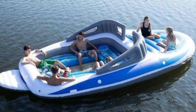 yacht gonfiabile