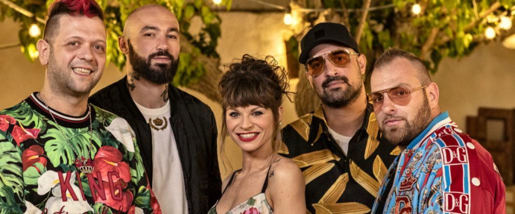 Boomdabash featuring Alessandra Amoroso.