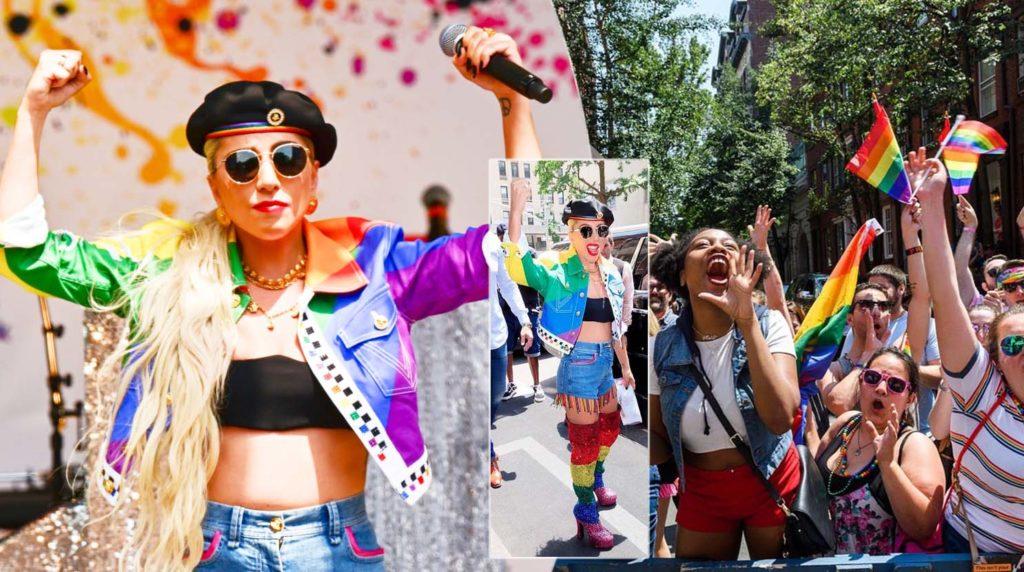 lady gaga pride ny 2019